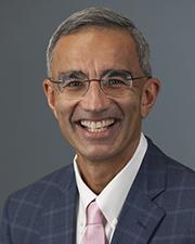 Headshot of Raj Bhala